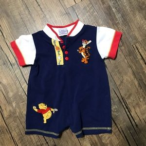 Disney One Pieces - Vintage Winnie the Pooh onesie outfit